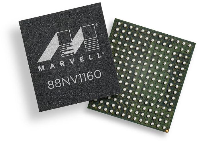 Контроллер Marvell 88NV1160 соответствует спецификации NVMe 1.3