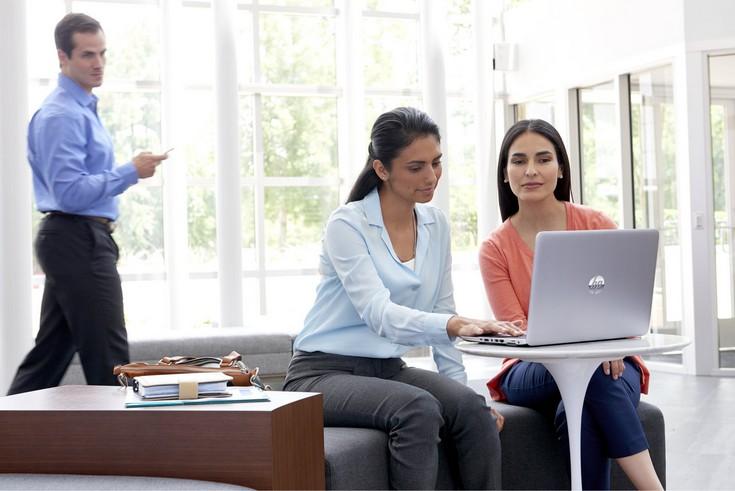 ТехнологияHP Sure View защитит ноутбуки отлюбителей подсматривать