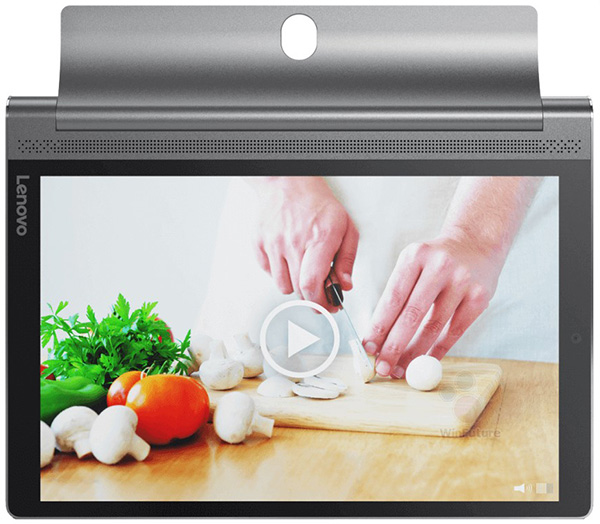Фото ихарактеристики нового топового планшета Lenovo Yoga— Утечка