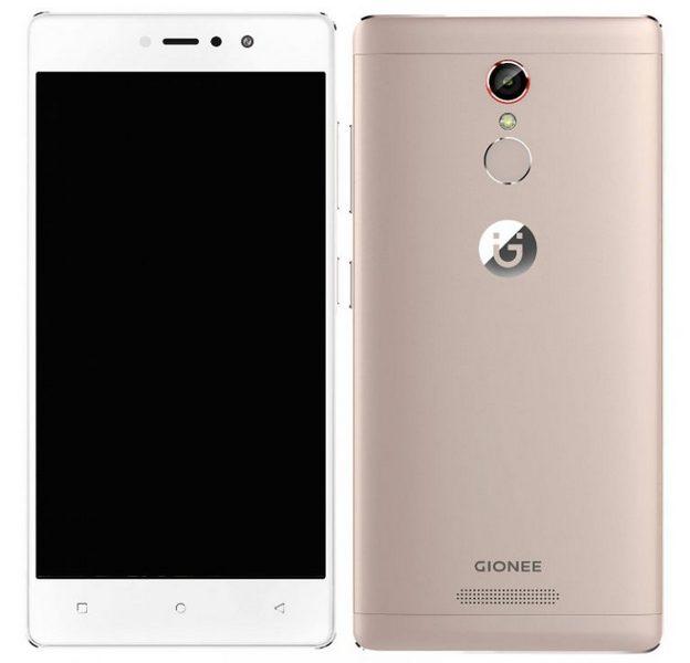 Gionee представила новый смартфон S6s