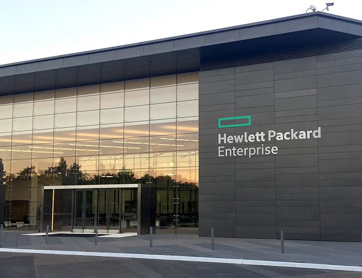 Hewlett Packard Enterprise покупает за275млндолл. компанию SGI