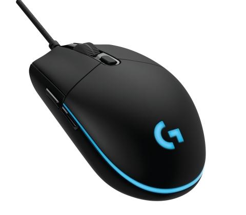 Мышь Logitech G Pro Gaming Mouse стоит дороже, чем выглядит