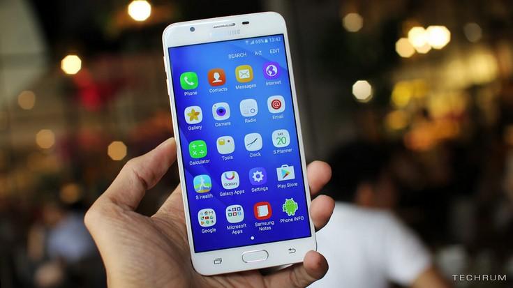 Смартфон Самсунг Galaxy On7 (2016) сертифицирован FCC