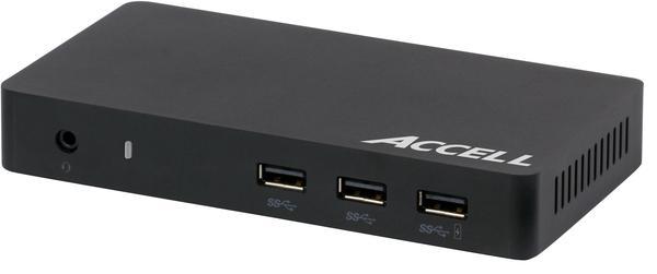 Док с описательным названием USB 3.0 Docking Station стоит $160