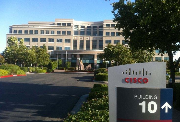 Cisco отчиталась за 2016 год
