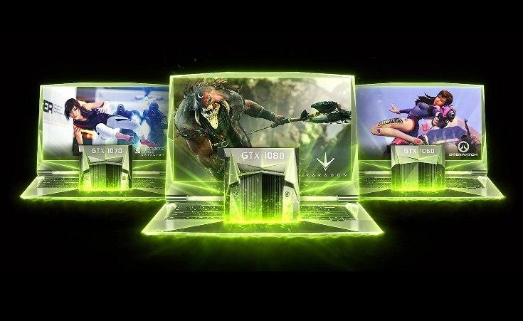 Мобильные видеокарты Nvidia Pascal не хуже, а порой и лучше настольных