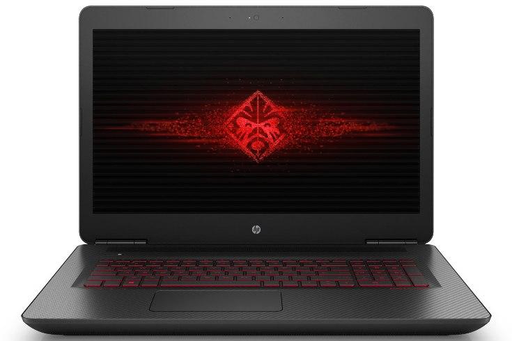 Ноутбук HP Omen получил карты Pascal