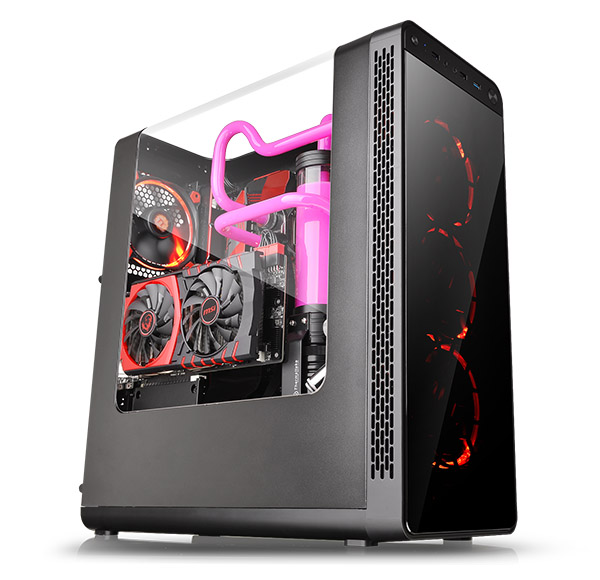 Thermaltake View 27 Gull-Wing