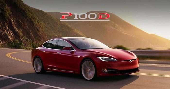 Tesla разработала улучшенные модели Model S