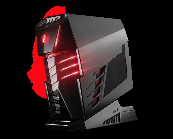 Системный блок MSI Aegis Ti также получил две видеокарты GeForce GTX 1080 или GTX 1070