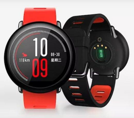 Xiaomi представила смарт-часы сGPS