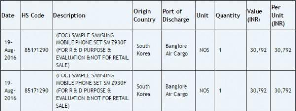Samsung Z9 (SM-Z930F) ���������� �� ����� Zauba
