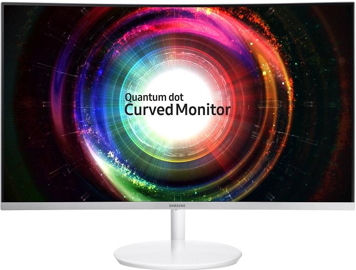Квантовые точки в мониторах Samsung CH711 обеспечивают расширенный цветовой охват