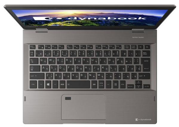 Toshiba Dynabook V82