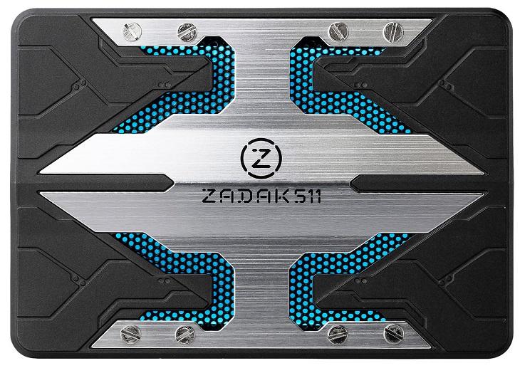 Накопители Zadak511 Shield оснащены интерфейсами для разных сценариев использования