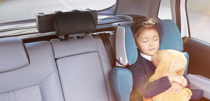 Xiaomi представила очиститель воздуха Mi Car Air Purifier для автомобилей