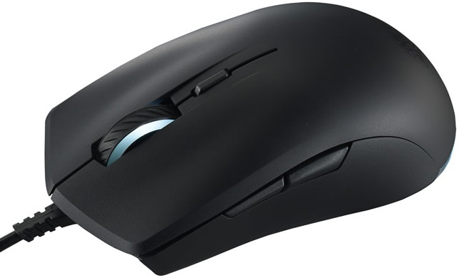 Мышки Cooler Master MasterMouse S и Lite S получили настраиваемую подсветку и программируемые клавиши