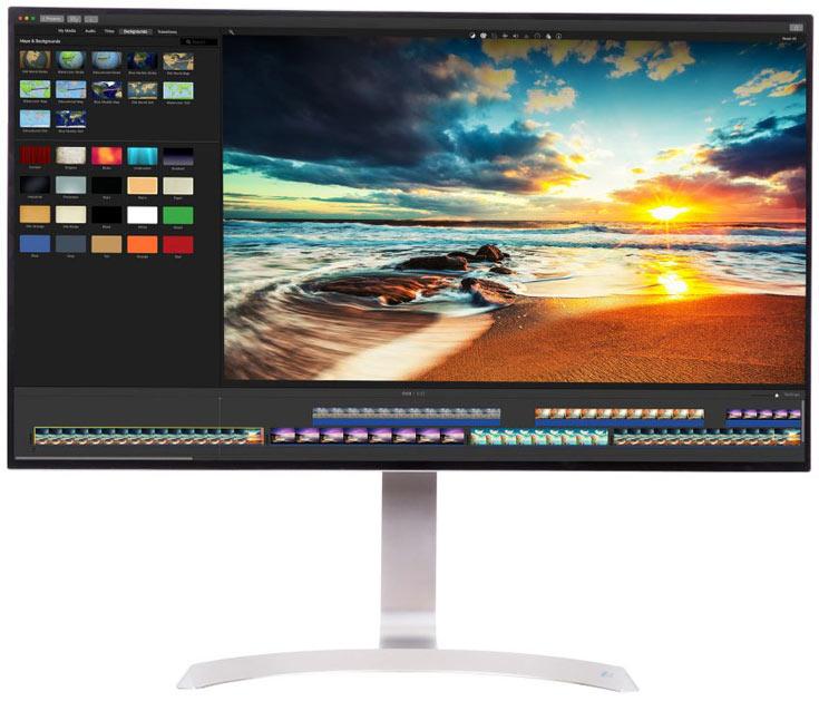 LGпредставит наCES новый 4К-монитор 34UD99 споддержкой технологии HDR