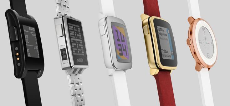 Fitbit приобрела компанию Pebble. Последняя полностью прекращает существование