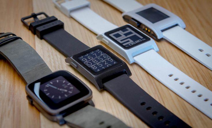 Fitbit купит компанию Pebble