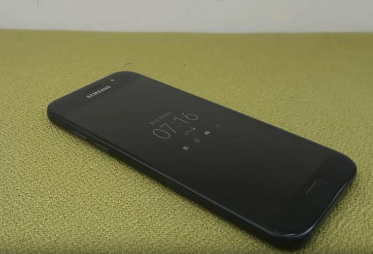 Аналитикам стали известны параметры телефона Самсунг Galaxy A5