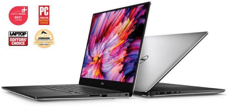 Ноутбук Dell XPS 15 9560 сохранит тонкие рамки, но станет игровым