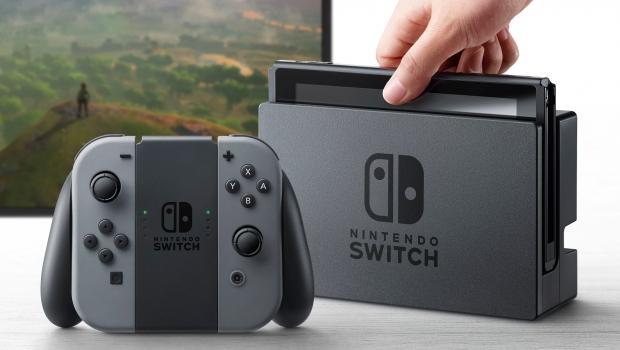 Приставка Nintendo Switch поддерживает технологию быстрой зарядки