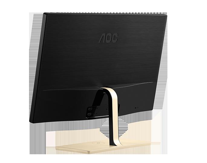 Дисплей AOC P2779VC базируется на 27-дюймовой матрице PLS