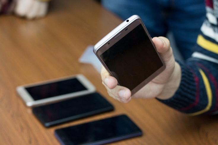 Опубликованы первые фотографии смартфона Blackview P2