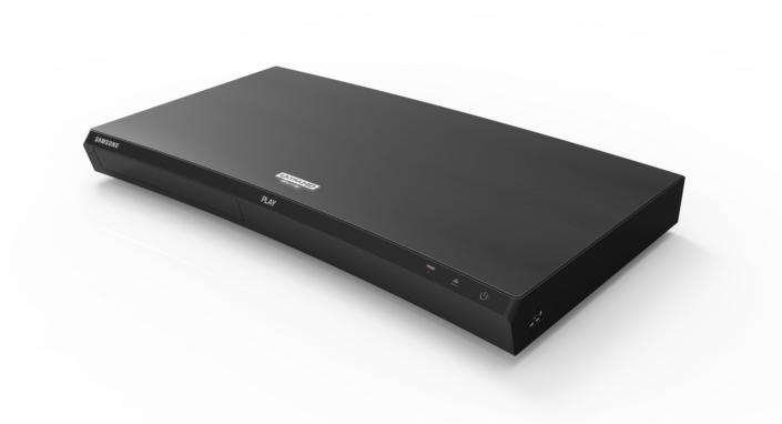Проигрыватель Ultra HD Blu-ray Samsung M9500 поддерживает потоковое звуковое вещание по Bluetooth