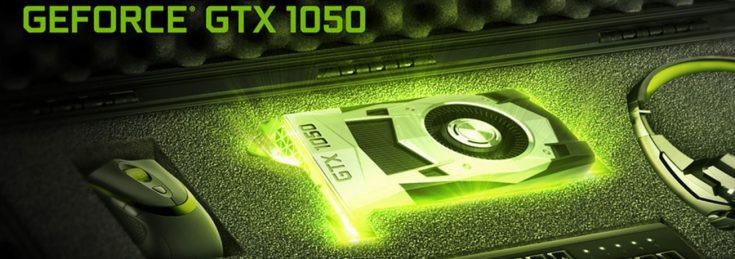 Мобильные 3D-карты Nvidia GeForce GTX 1050 Mobile и GeForce GTX 1050 Ti будут представлены на CES 2017