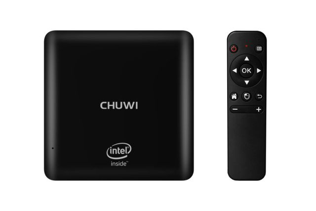 Мини-ПК Chuwi HiBox Hero выйдет 6 декабря по цене в $150