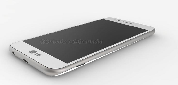 LG готовит смартфон V5