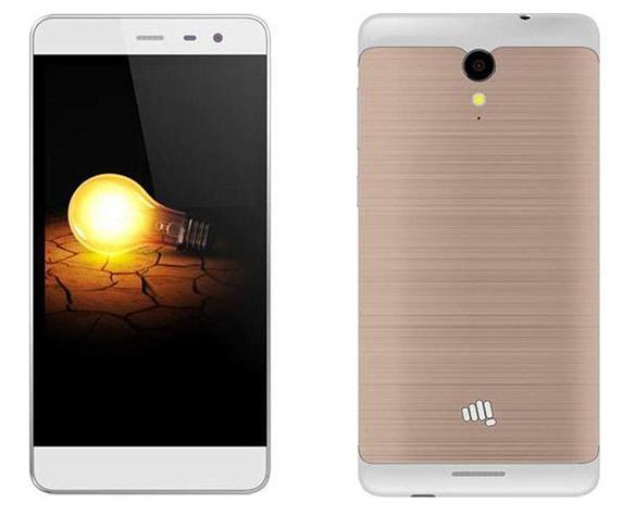 Анонсированы бюджетные мобильные телефоны Micromax Bolt Warrior 2 иCanvas Juice A1