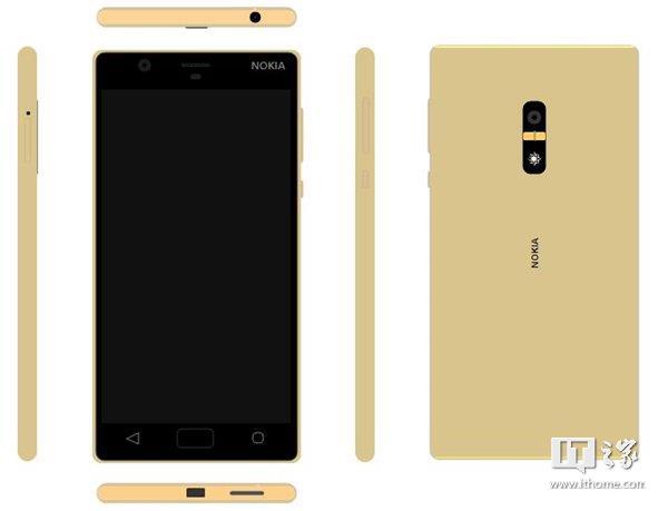 По слухам, стоимость Nokia D1Cстартует с отметки $150