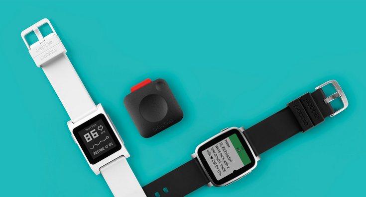 Fitbit уничтожит Pebble. Часов больше небудет