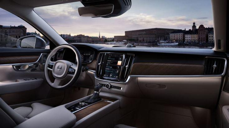 ПО Skype for Business появится в машинах Volvo