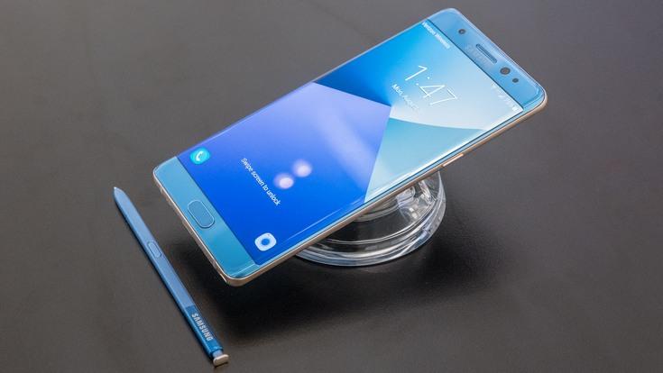 Samsung удалось вернуть почти 90% всех проданных смартфонов Galaxy Note7