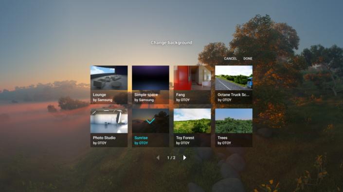 Samsung обновила приложение Internet for Gear VR, наделив его новыми функциями
