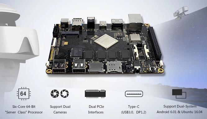Одноплатный ПК Firefly-RK3399 основан на SoC Rockchip RK3399 и получил два интерфейса MIPI-CSI для камер