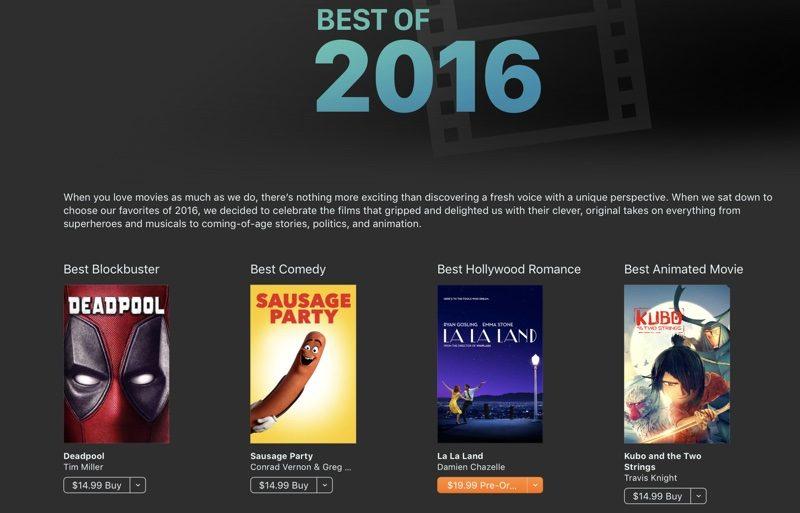 Apple выбрала лучшее приложение года