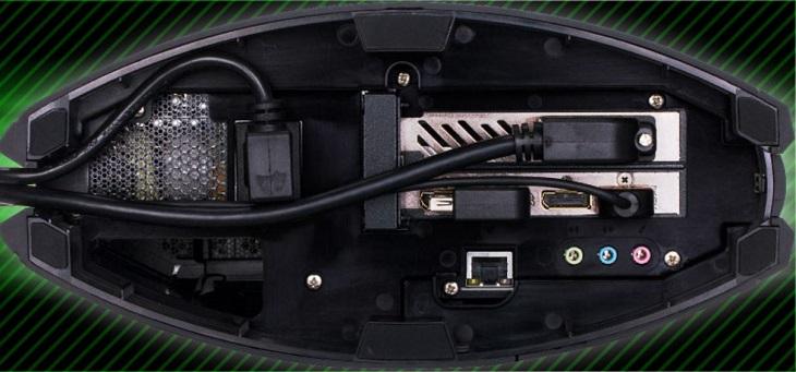 Система Gigabyte Brix Gaming GT получила оригинальный БП и систему охлаждения