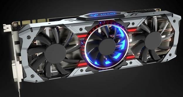 Видеокарта Colorful iGameGTX1070 X-TOP-8G Advanced Limited работает на повышенной частоте GPU