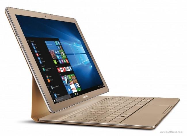 На CES 2017 ожидается анонс двух новых планшетов Samsung с ОС Windows 10