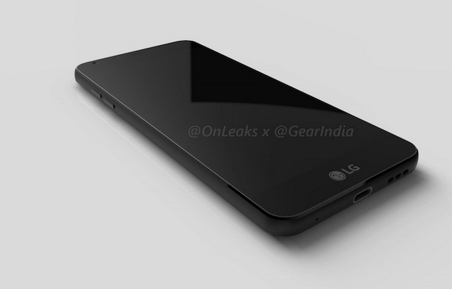 Появились новые изображения и характеристики смартфона LG G6