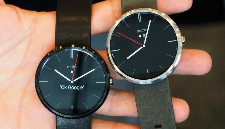 Motorola больше непланирует выпускать умные часы