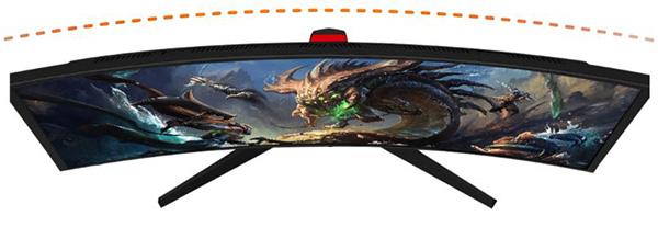 MSI Optix G27C, первый монитор тайваньской компании, ориентирован на любителей компьютерных игр