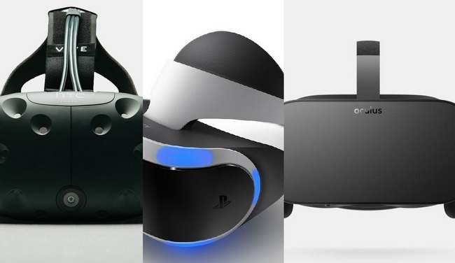 По оценке TrendForce, рынок виртуальной реальности вырастет в 10 раз к 2020 году