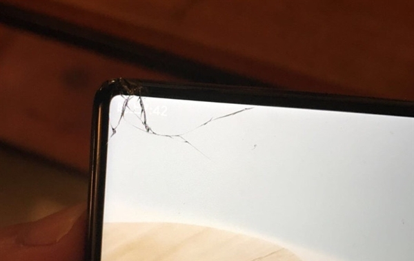 Годовая страховка хрупкого смартфона Xiaomi Mi Mix стоит
