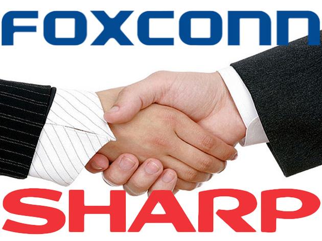 Foxconn иSharp строят завод надвоих
